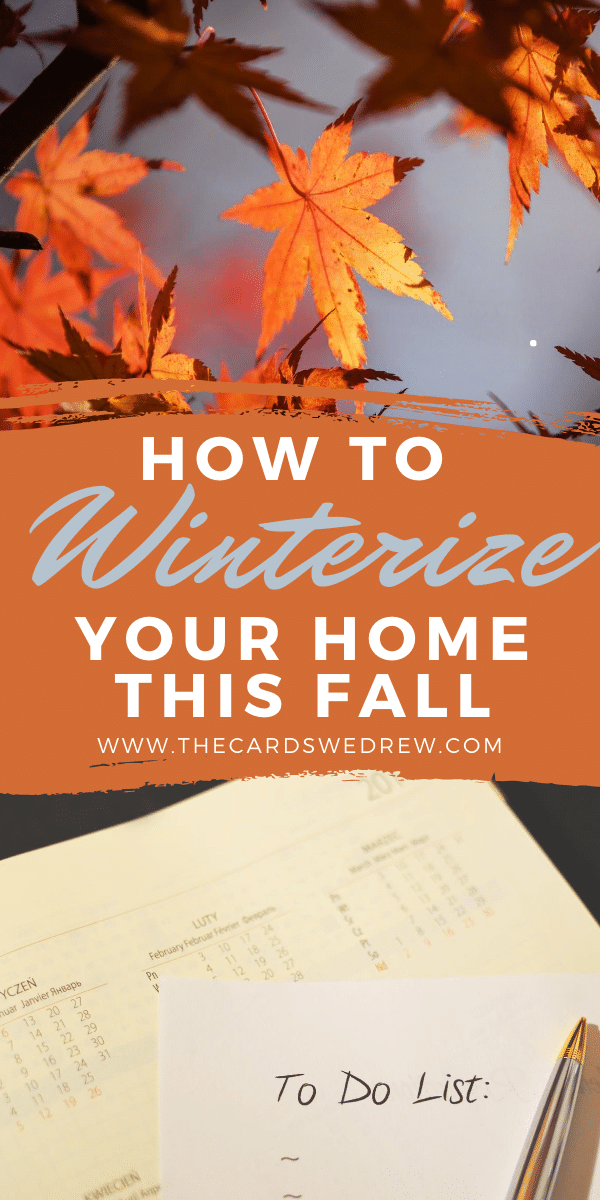 How to Winterize Your Home this Fall