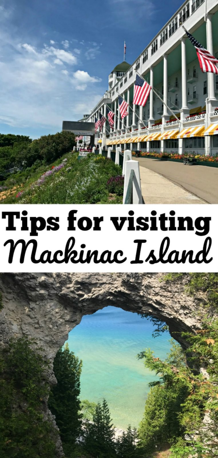 Tips for Visiting Mackinac Island