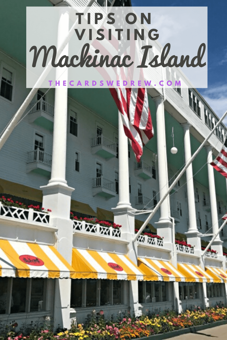 Tips on Visiting Mackinac Island