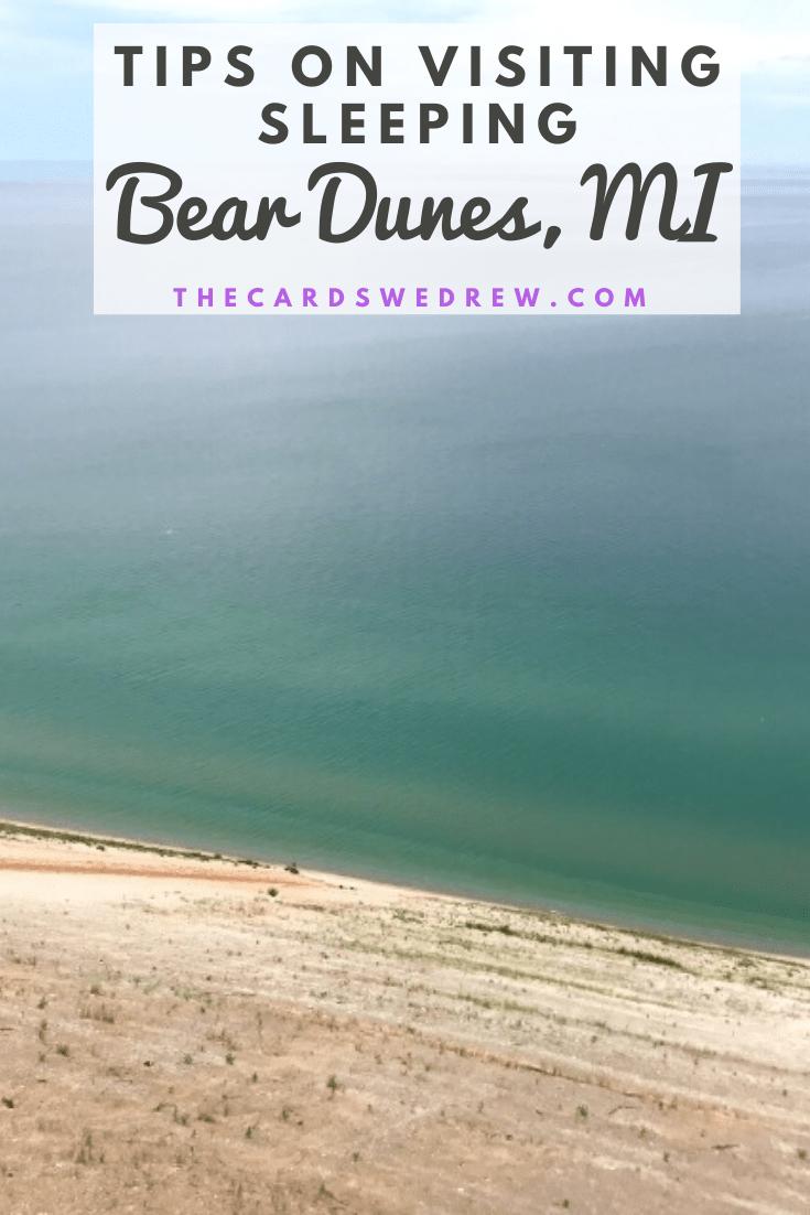 Tips on Visiting Sleeping Bear Dunes Michigan