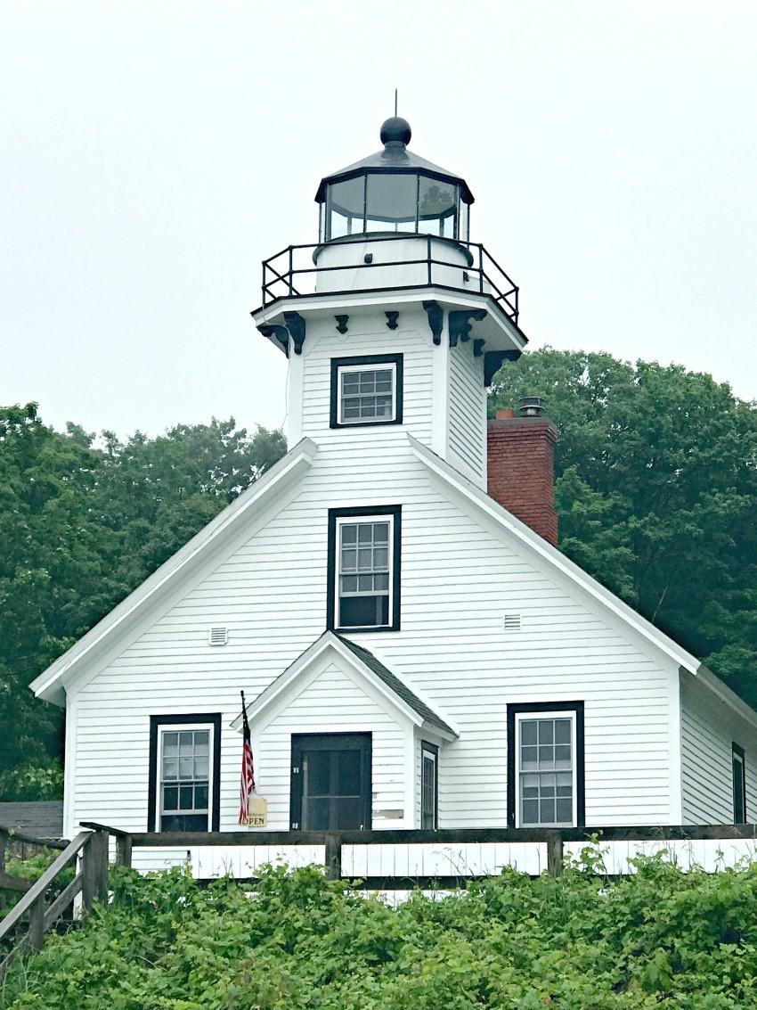Traverse City Michigan Lighthouses