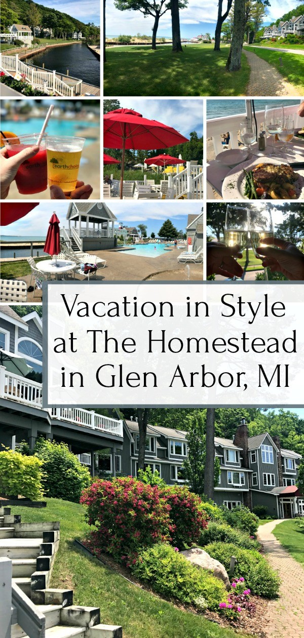 Vacation in Style at The Homestead in Glen Arbor, MI! Your travel guide to Sleeping Bear Dunes National Lakeshore #sleepingbeardunes #travelmichigan #discoverMichigan #PureMichigan #Michigan #sleepingbeardunes #familytravel #travel #family