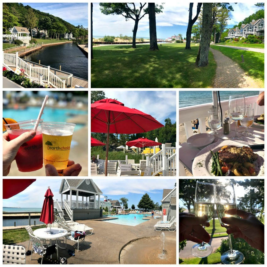best lake michigan resorts