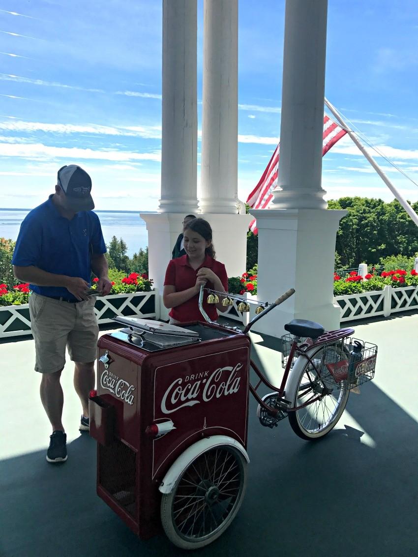 coca cola the grand hotel