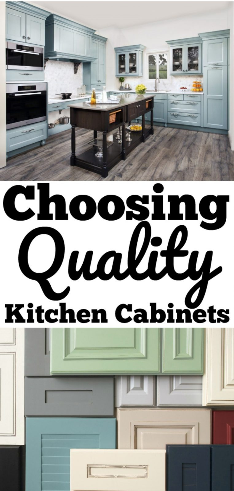 How to Choose Quality Kitchen Cabinets