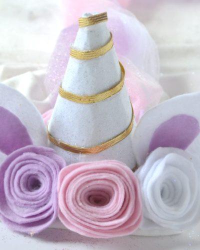 DIY Unicorn Costume for Girls