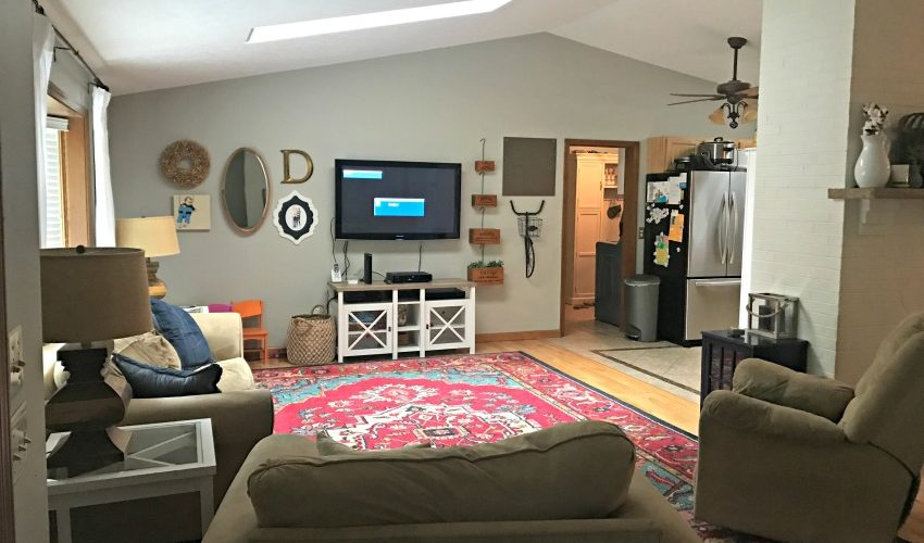 Intro: Living Room Makeover