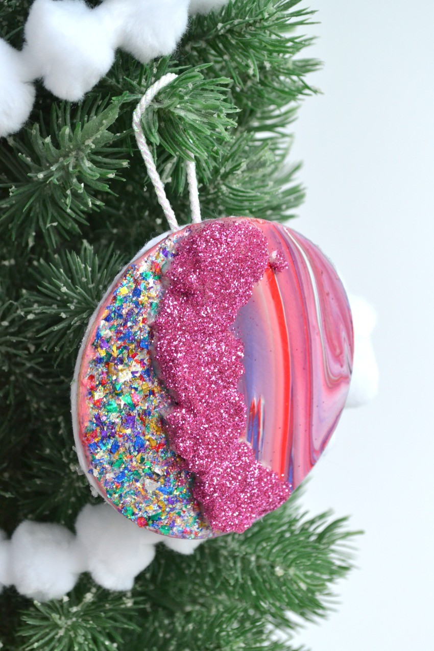 geode ornament