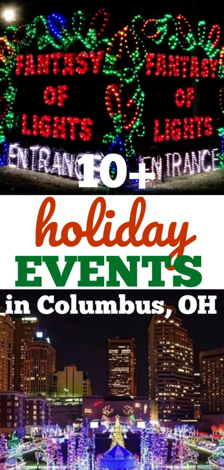 holiday events in columbus ohio