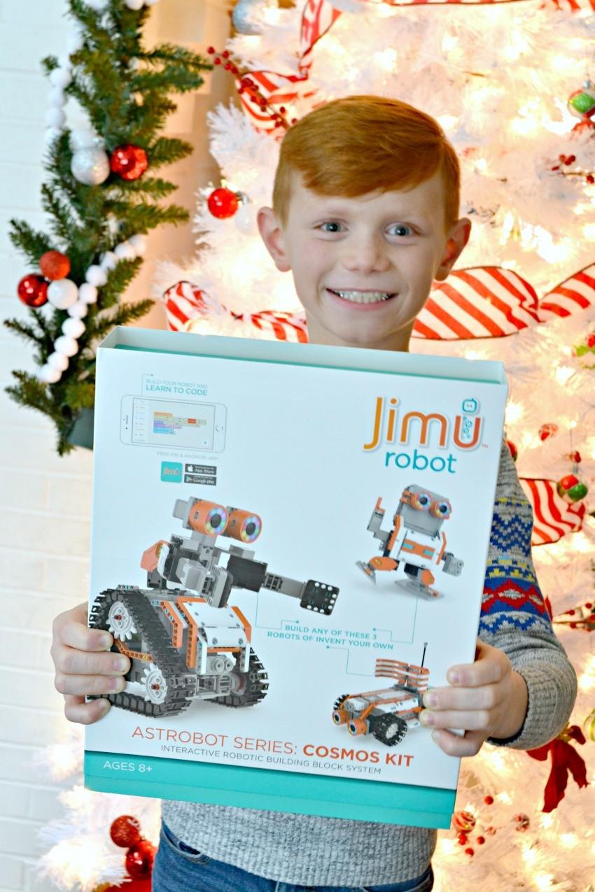 JIMU Robot Cosmos Kit Review