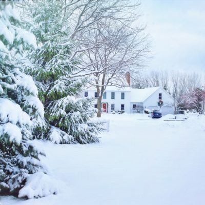Winterizing your Home for the Holidays