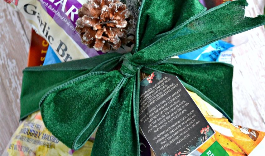 Best Neighbor Christmas Gift with Free Printable