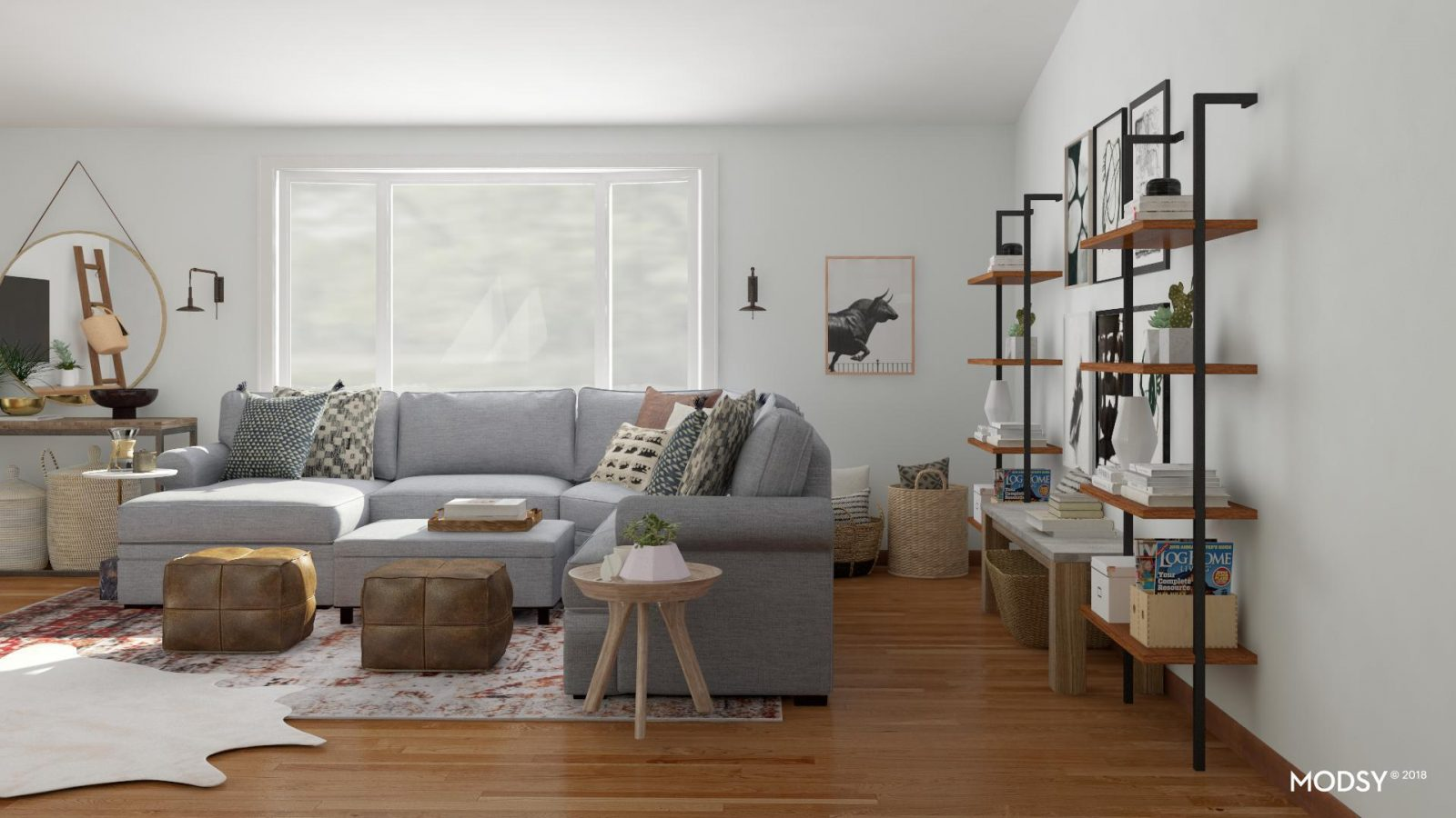 How to Get Your House Professionally Designed for Less with Modsy ...