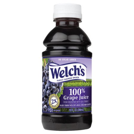 grape juice for stomach bug