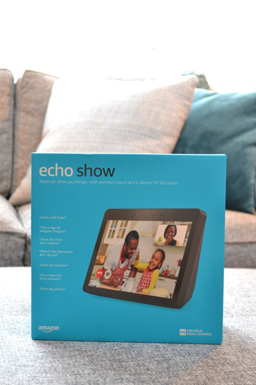 How to use the Amazon Echo Show