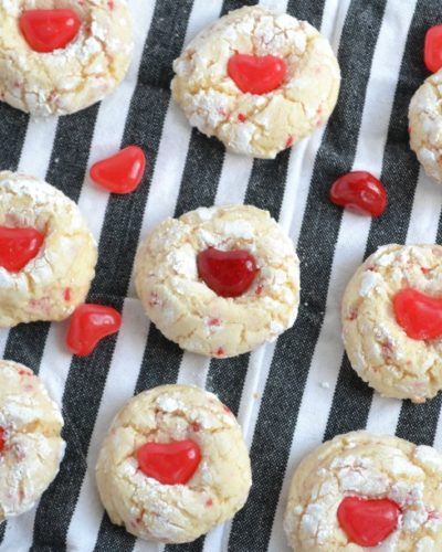 three ingredient cake mix cookies