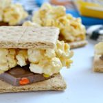 M&M'S® Chocolate Bar Popcorn S'mores