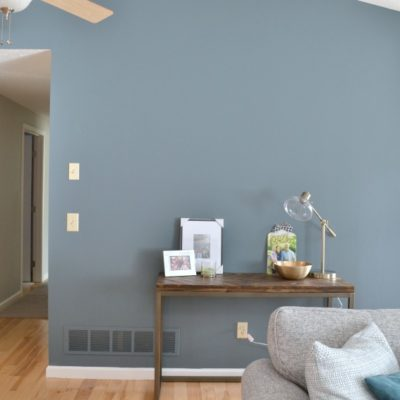 Accent Wall Ideas for the Living Room