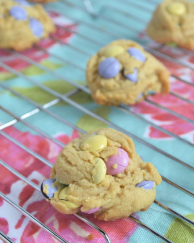 better than ever M&M Cookies