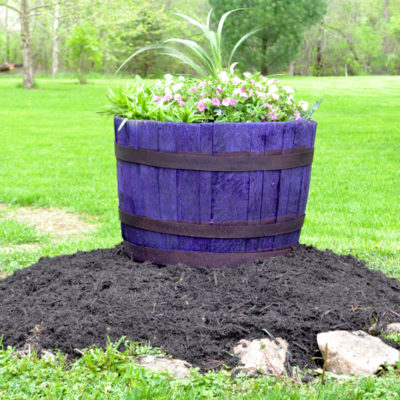 How to Dye a Planter
