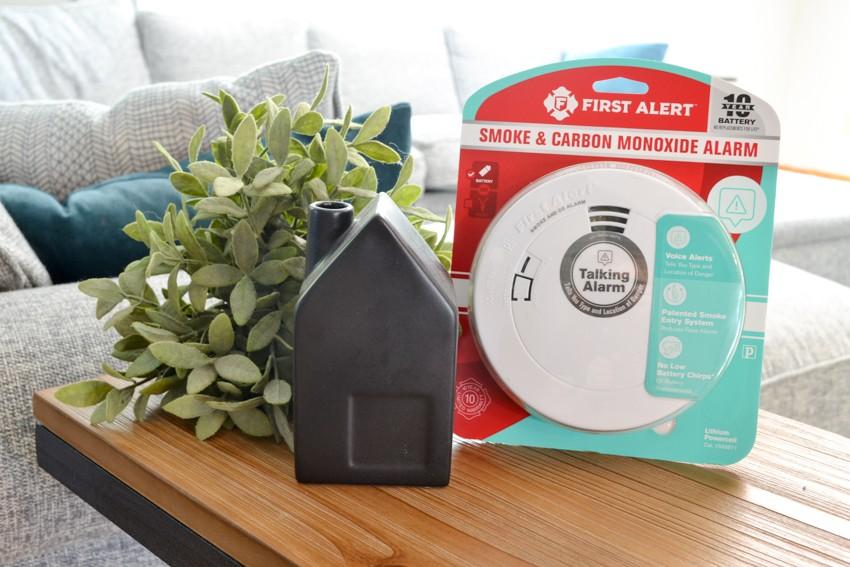 First Alert Fire Alarm