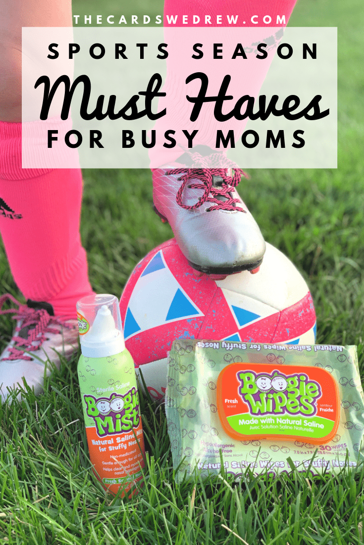 Sports Season Must Haves for Busy Moms