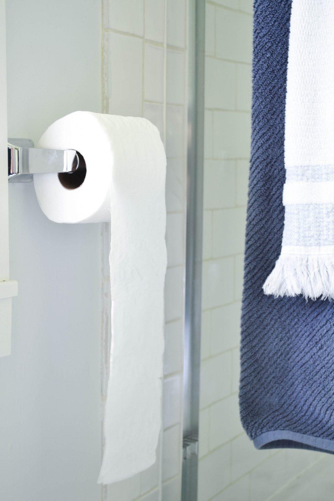 lavender toilet paper