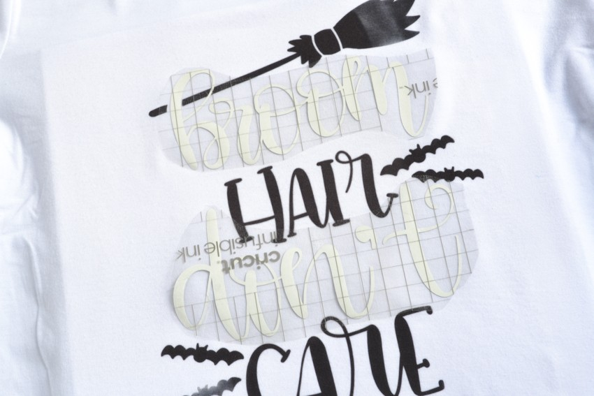 witch hair don't care shirt