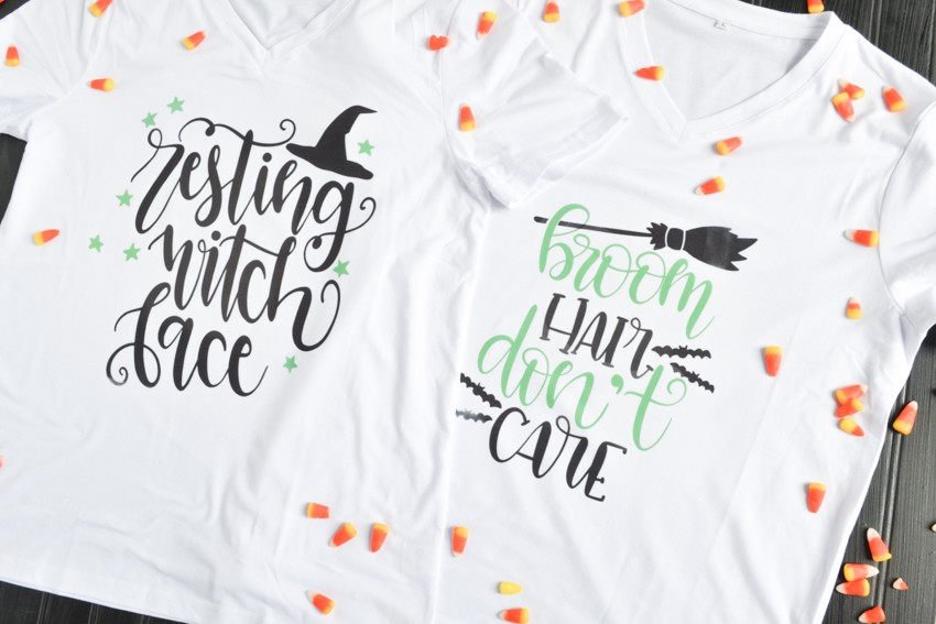 DIY Witches Night Out Shirts