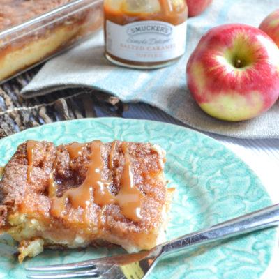 Apple Sopapilla Cheesecake