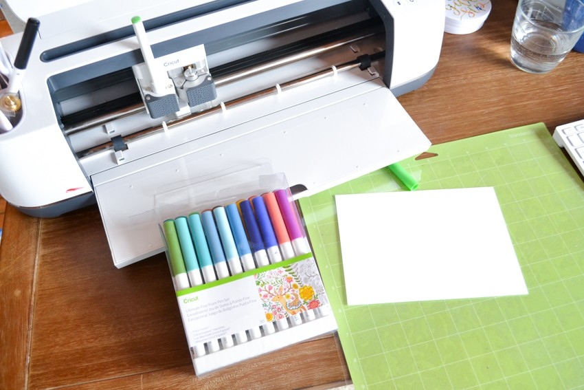 How to Address Envelopes using the Cricut-13