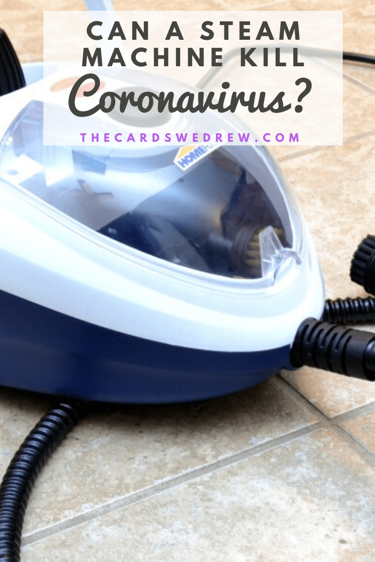 Can a steam machine kill coronavirus