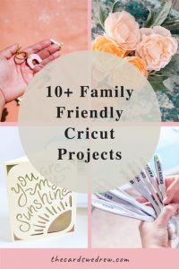 family cricut projects
