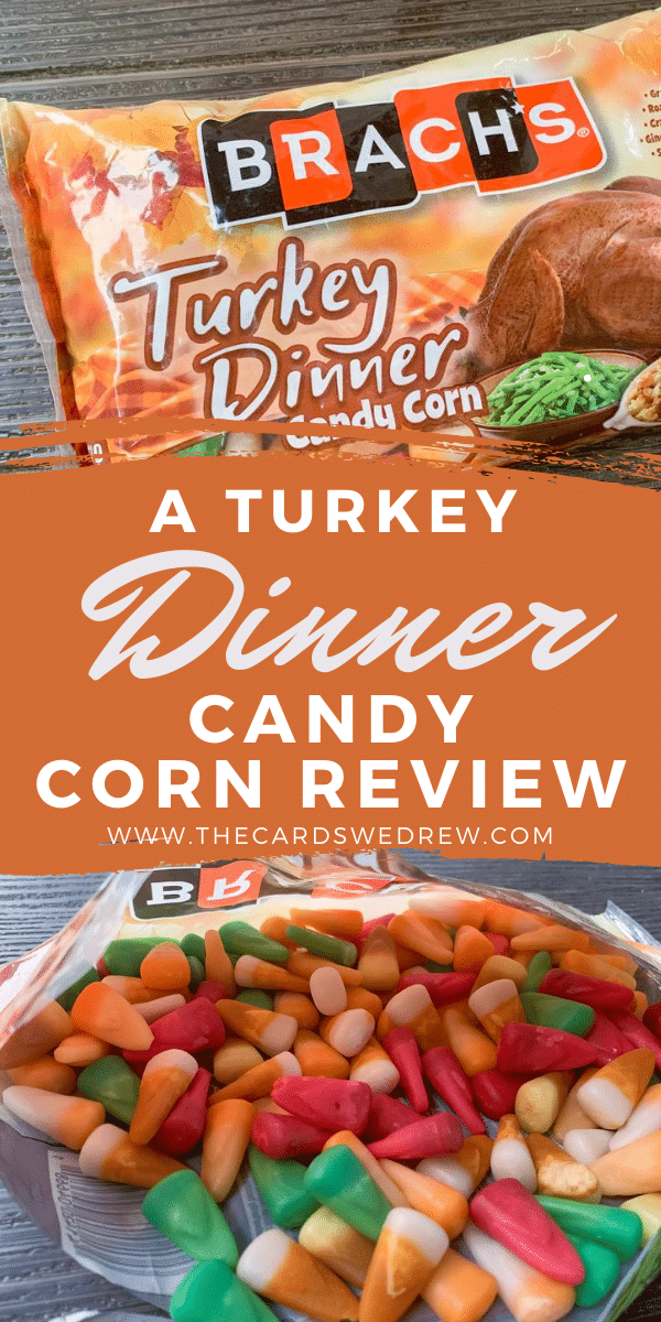 Turkey Dinner Candy Corn