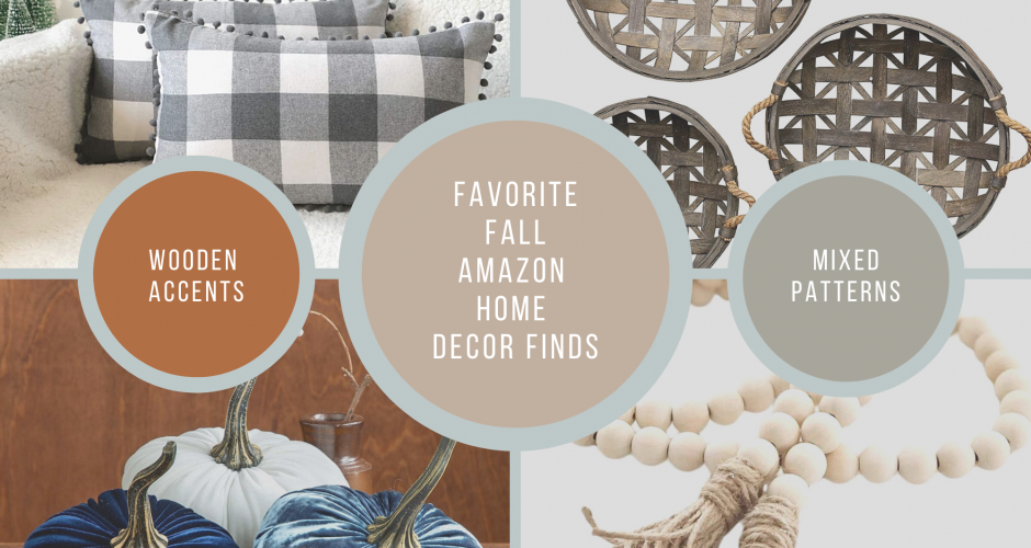 Best Fall Amazon Finds 2020