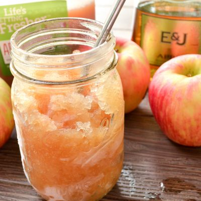 best apple cider slushie recipe