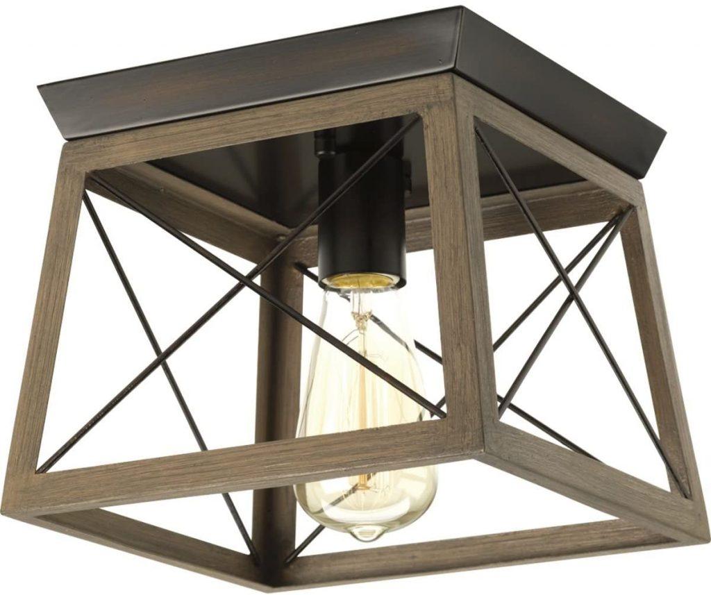 Modern farmhouse light