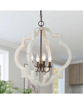 Best modern farmhouse lighting for the entryway