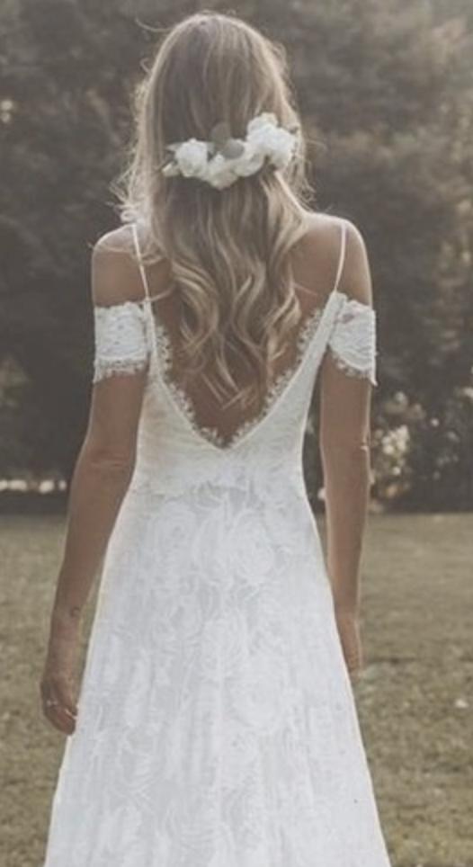 Boho wedding dress ideas you'll adore