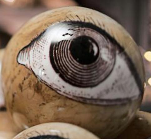eyeball orbs