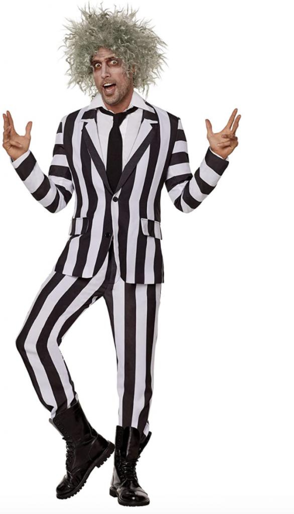 beetlejuice suit