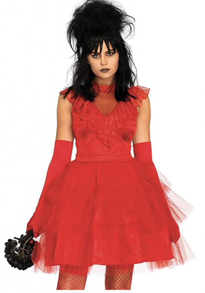 beetlejuice dress