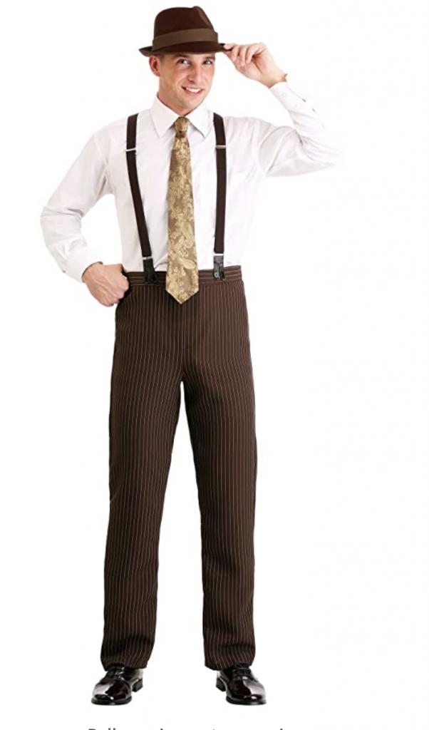 men's clyde costume