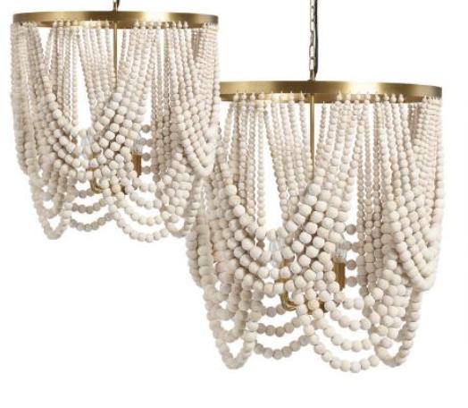 world market chandelier