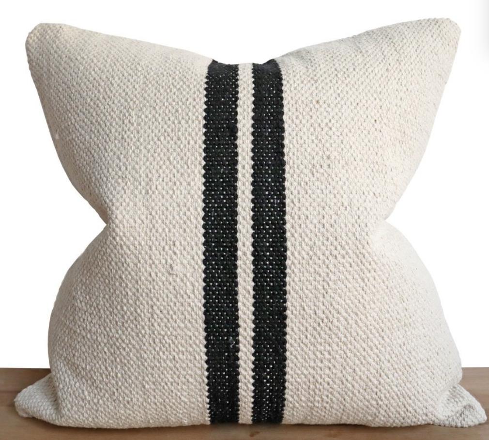 farmhouse style pillow