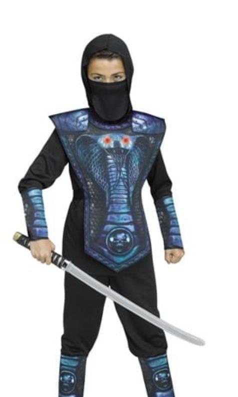black cobra ninja